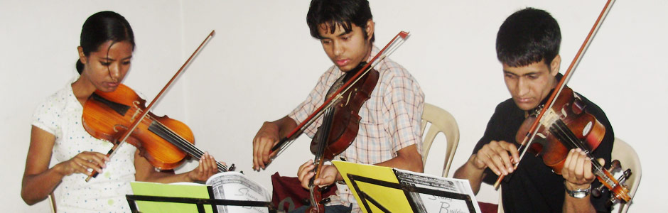 Kalanidhi sangeet musical training
